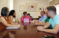 Educación, sanidad y turismo centran el encuentro entre el Gobierno de Castilla-La Mancha y el alcalde de Villarrubia de los Ojos