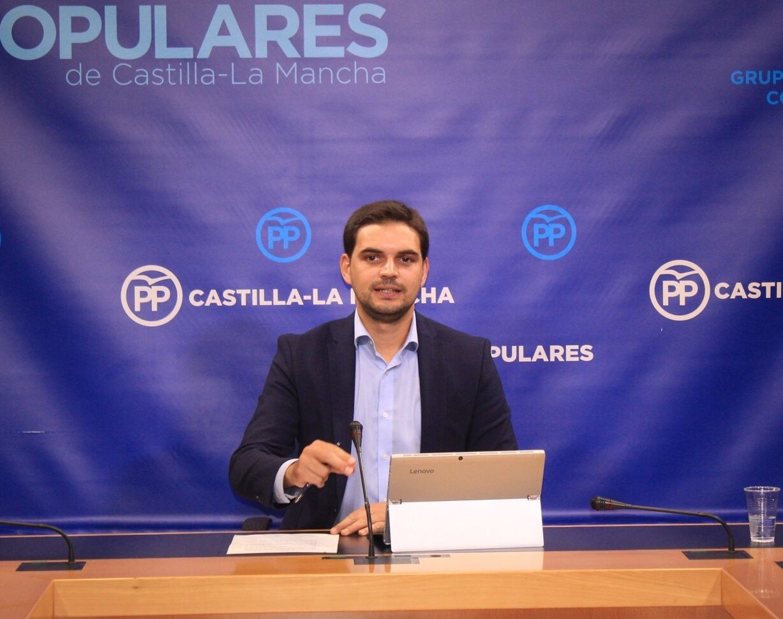 """Serrano denuncia """"la irresponsabilidad"""" de la Junta al iniciar hoy el curso sin un enfermero en el colegio Bios de Talavera"""