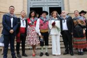 La consejera de Bienestar Social asiste a la Misa Manchega en honor a la Virgen de Los Llanos