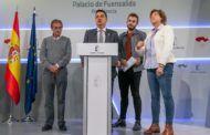 """El Gobierno regional cambia la argumentación jurídica en los recursos que se presentarán ante los trasvases de mayo y junio de 2019 para """"ganar"""""""