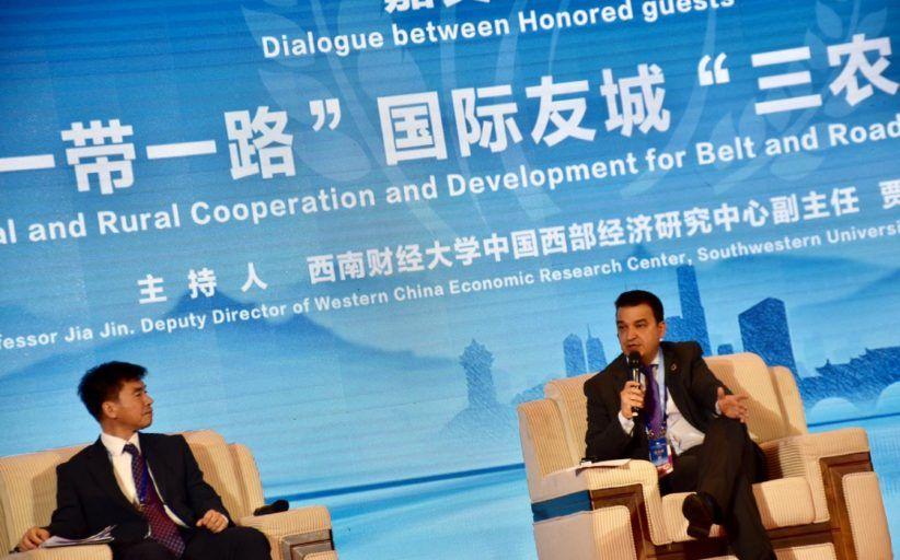 """C-LM destaca en China la importancia de los acuerdos comerciales, fundamentales para fomentar el comercio que """"beneficia a productores y consumidores"""""""