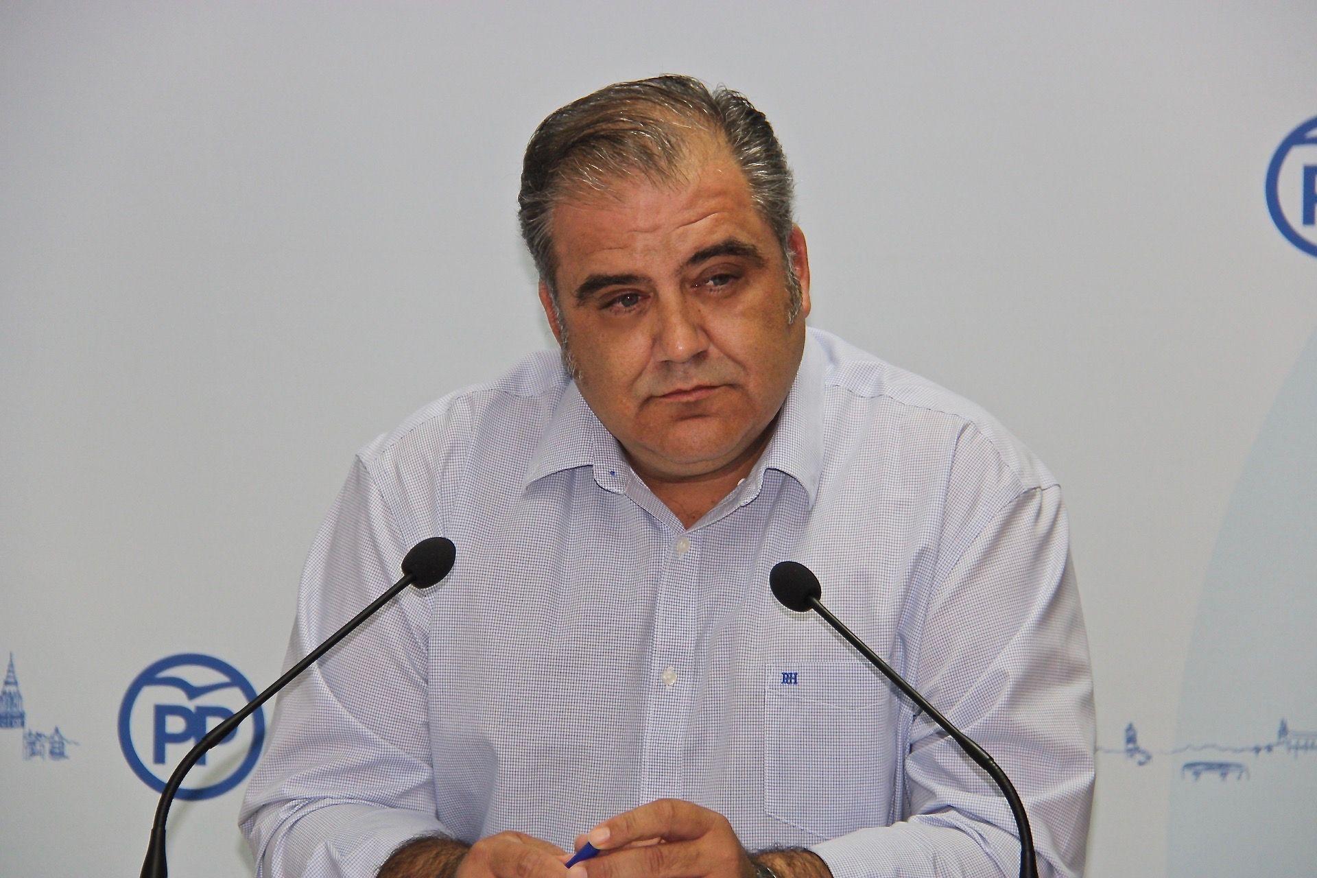 Corrales denuncia el humillante trato que el Gobierno quiere dar a Toledo con las obras 'low cost' de acceso al nuevo Hospital