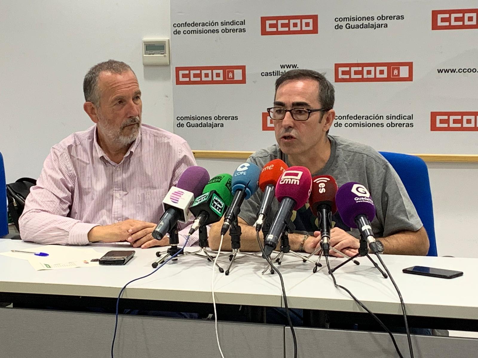 CCOO exige situar en el centro de las políticas las necesidades de los trabajadores y trabajadoras