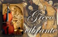 Greco vibrante. Pintura, Música y poesía