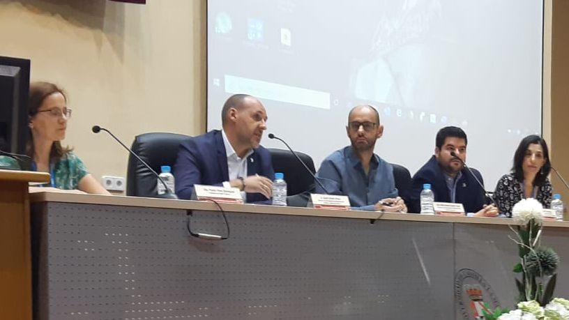 """El Gobierno regional considera que las asociaciones y los usuarios deben ser """"protagonistas y copartícipes"""" de las políticas sociosanitarias"""