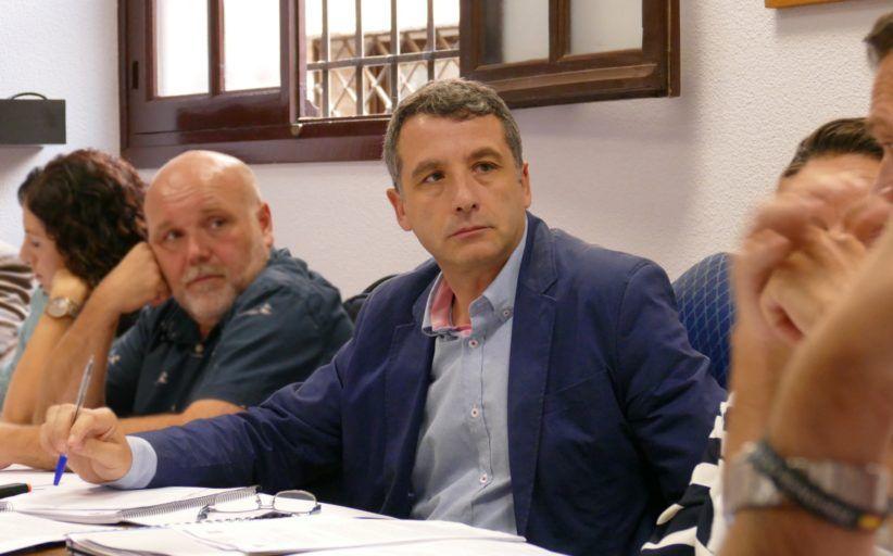 """Paños: """"Cs rechaza el proyecto fiscal del gobierno local para 2020 porque no apuesta por la llega de empresas ni vecinos a Toledo"""""""