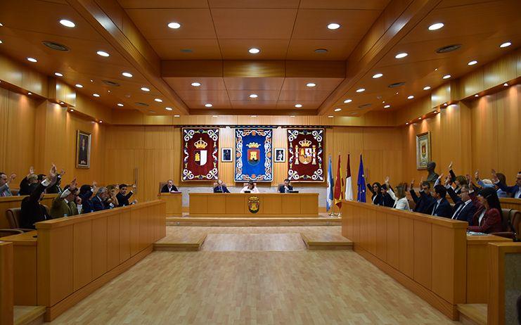 """El equipo de Gobierno lleva al Pleno de Talavera una moción para instar al Ministerio a """"poner fin, de forma definitiva, al trasvase"""""""