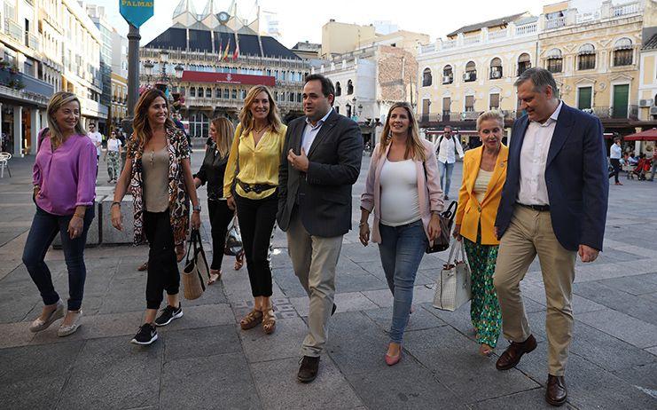 Paco Núñez asegura que el PP acude a las urnas con el espíritu de España Suma