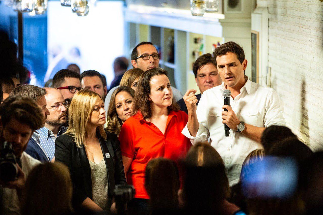 Rivera convoca un congreso extraordinario para que los militantes decidan el futuro del partido