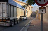 El Gobierno regional y el Ayto de Cuerva estudian posibles mejoras de seguridad vial en la travesía del municipio