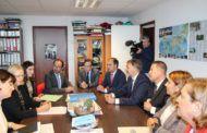 El Ayto de Talavera de la Reina y la Junta respaldan ante la Unesco el proyecto de Tierras de Cerámica