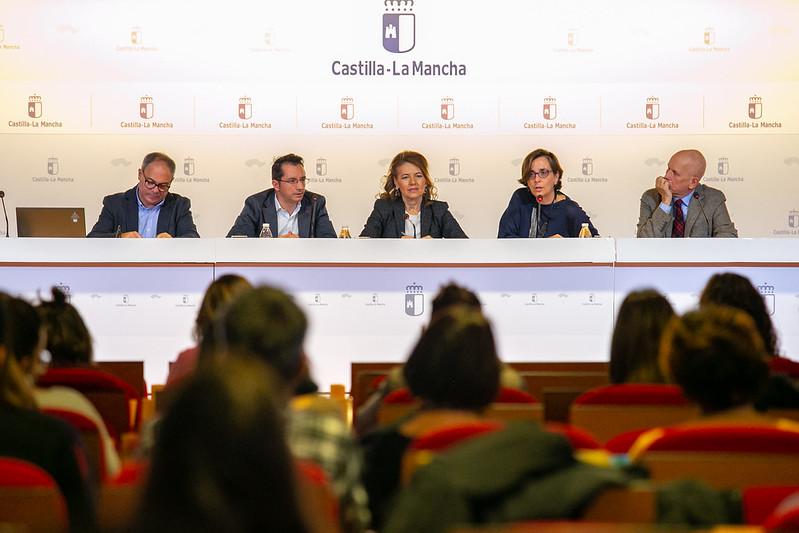 El Gobierno de Castilla-La Mancha asiste al VII Encuentro Nacional de preparadores laborales 'La identidad del Preparador Laboral'