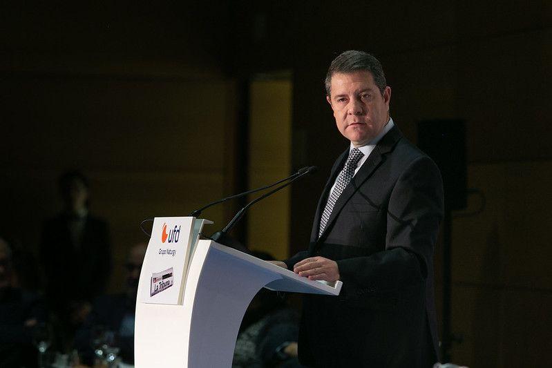 García-Page plantea tres grandes pactos nacionales en materia de legislación presupuestaria, cambios constitucionales y gobernabilidad