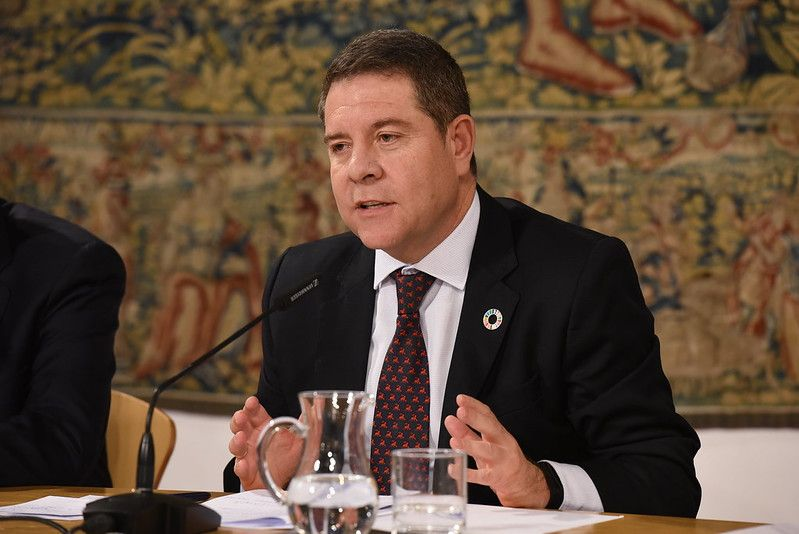 """García-Page destaca que Castilla-La Mancha afronte """"una problemática global"""" con la Ley de Economía Circular"""