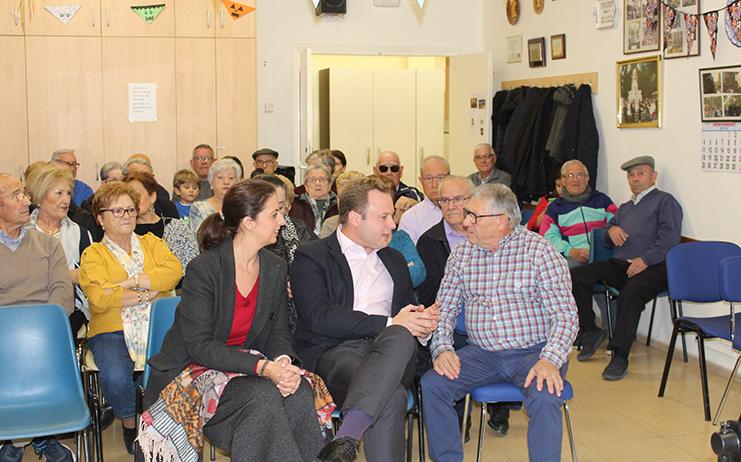 La Asociación de Mayores del barrio Sepulcro Bolera clausura su semana cultural