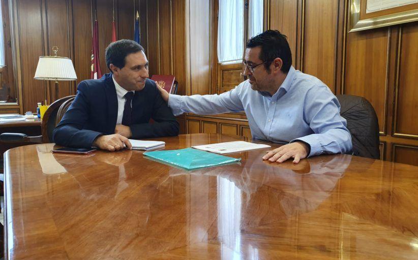 Diputación de Cuenca estudiará el proyecto para adquirir el carreteril que une la localidad de Las Mesas con la provincia de Albacete