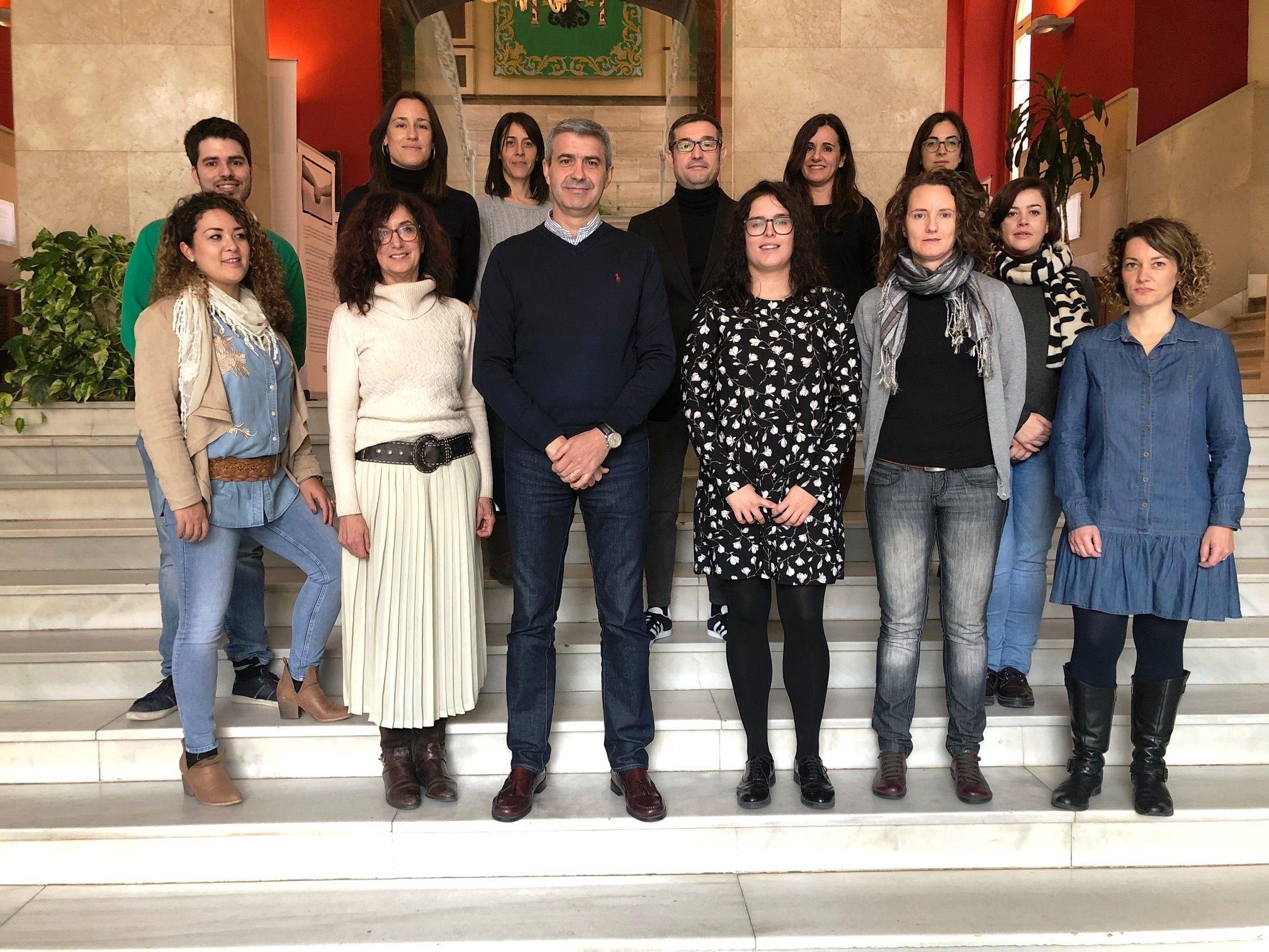 Gutiérrez transmite a las agentes de igualdad la importancia de su labor en los pueblos de la provincia de Toledo