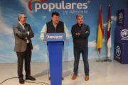 Los senadores electos del PP de Albacete destacan que los resultados del 10-N avalan el proyecto de Pablo Casado y Paco Núñez