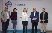 Agudo pide el último esfuerzo a los castellano-manchegos para que acudan a las urnas porque lo mejor que le puede pasar a España es que gane el PP