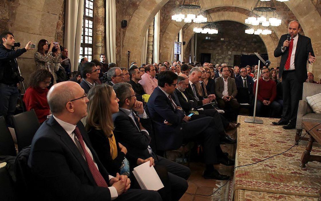 El Gobierno de Castilla-La Mancha apuesta por la creación de un nuevo marco fiscal propio para zonas con problemas de despoblación