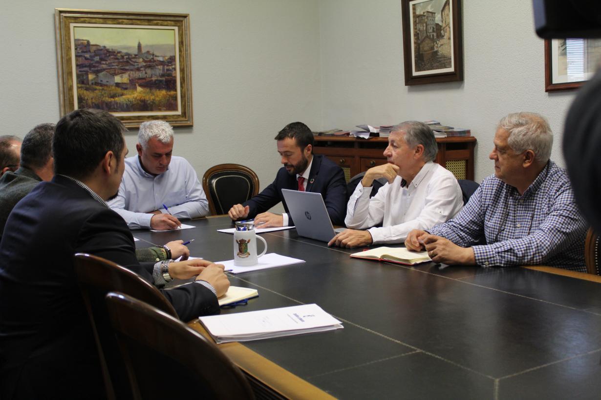 El Gobierno de C-LM traslada a las diputaciones su deseo de coordinar acciones en materia de desarrollo sostenible y pone a su disposición 25 millones de euros