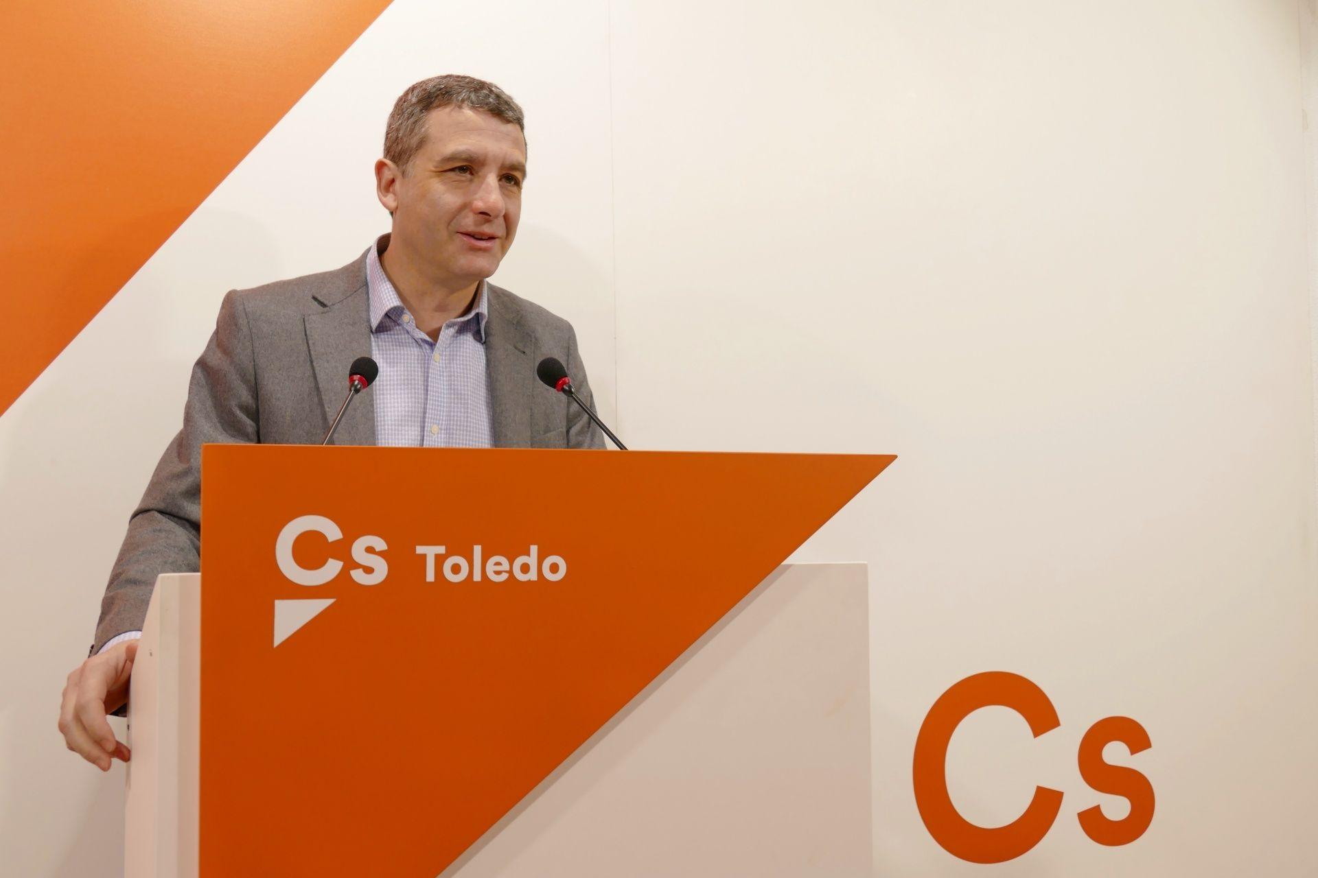 Ciudadanos propone implantar la Tarjeta Ciudadana Única en Toledo para facilitar a los vecinos el acceso a los servicios
