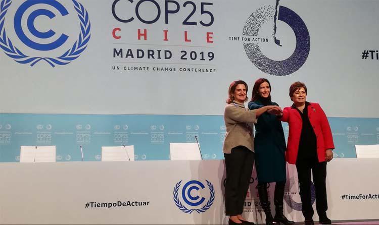 España 'cede' a la ONU el recinto de la Cumbre del Clima de Madrid