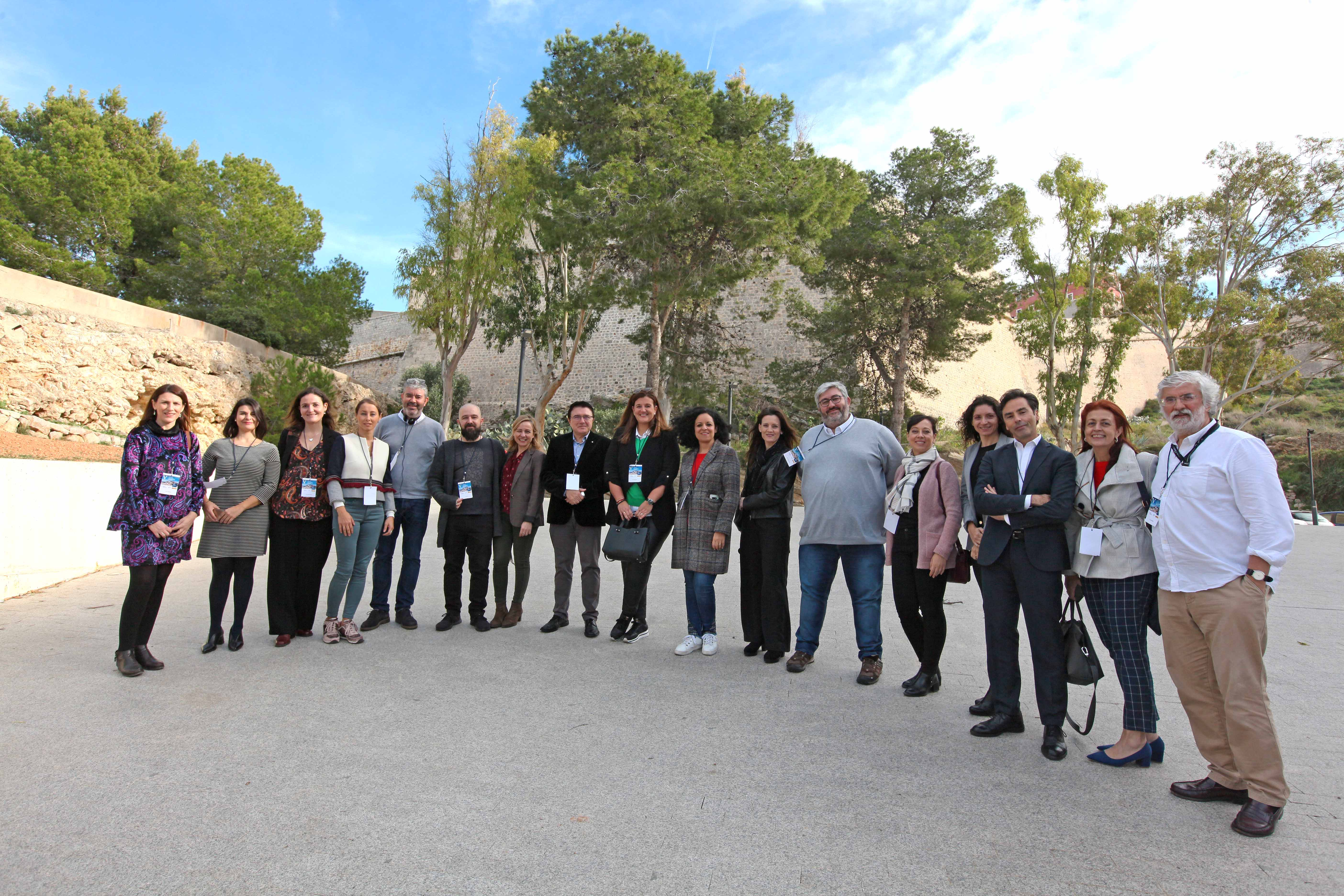 El Ayuntamiento de Toledo presente en el V Encuentro de Gestores de Patrimonio Mundial celebrado en Ibiza