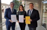 Romero reitera el compromiso del PP con la defensa de los intereses de la provincia de Ciudad Real en una legislatura