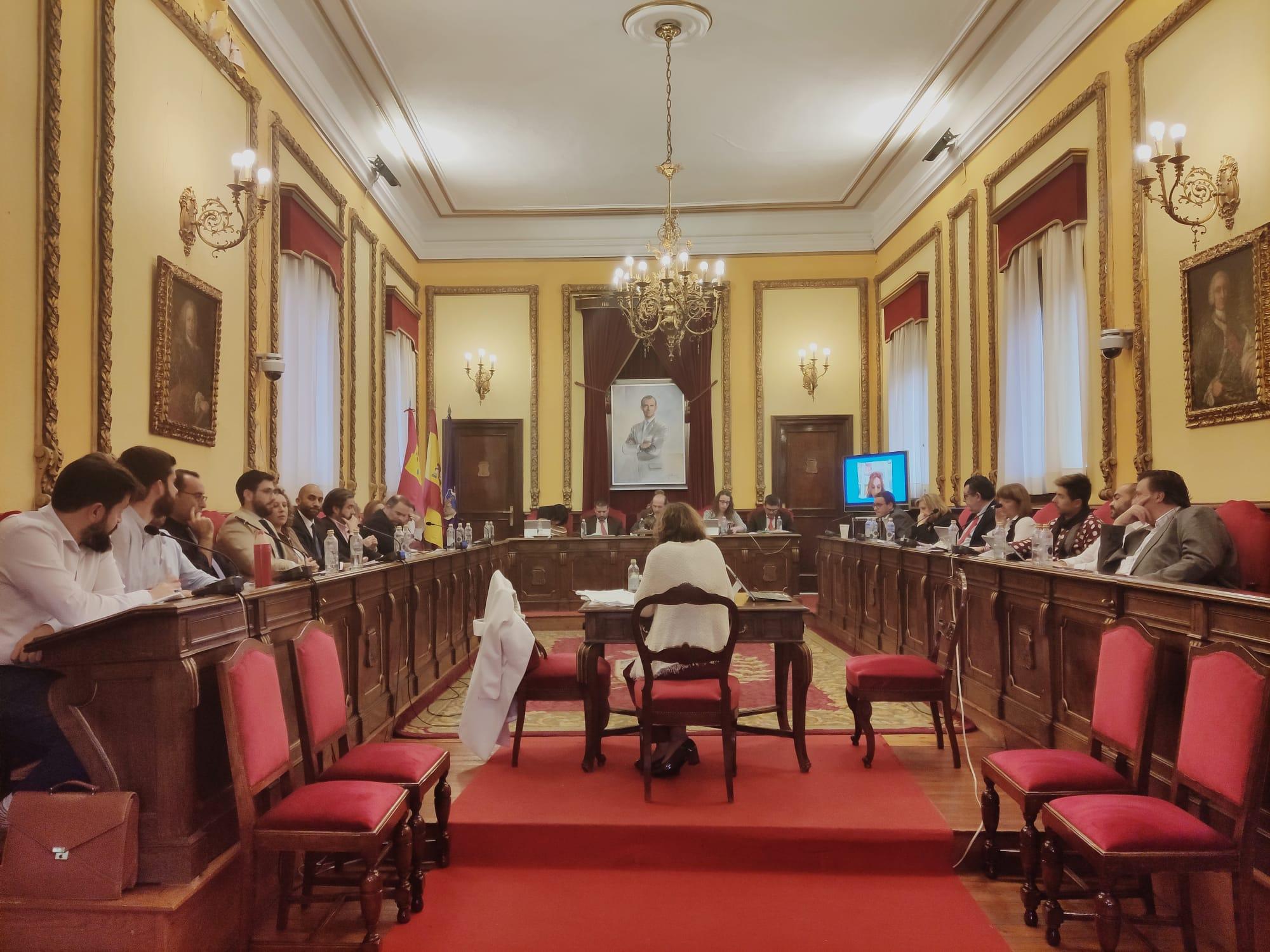 Cs Talavera denuncia que el PSOE se niegue a publicar en la Web municipal las mociones aprobadas y su grado de ejecución