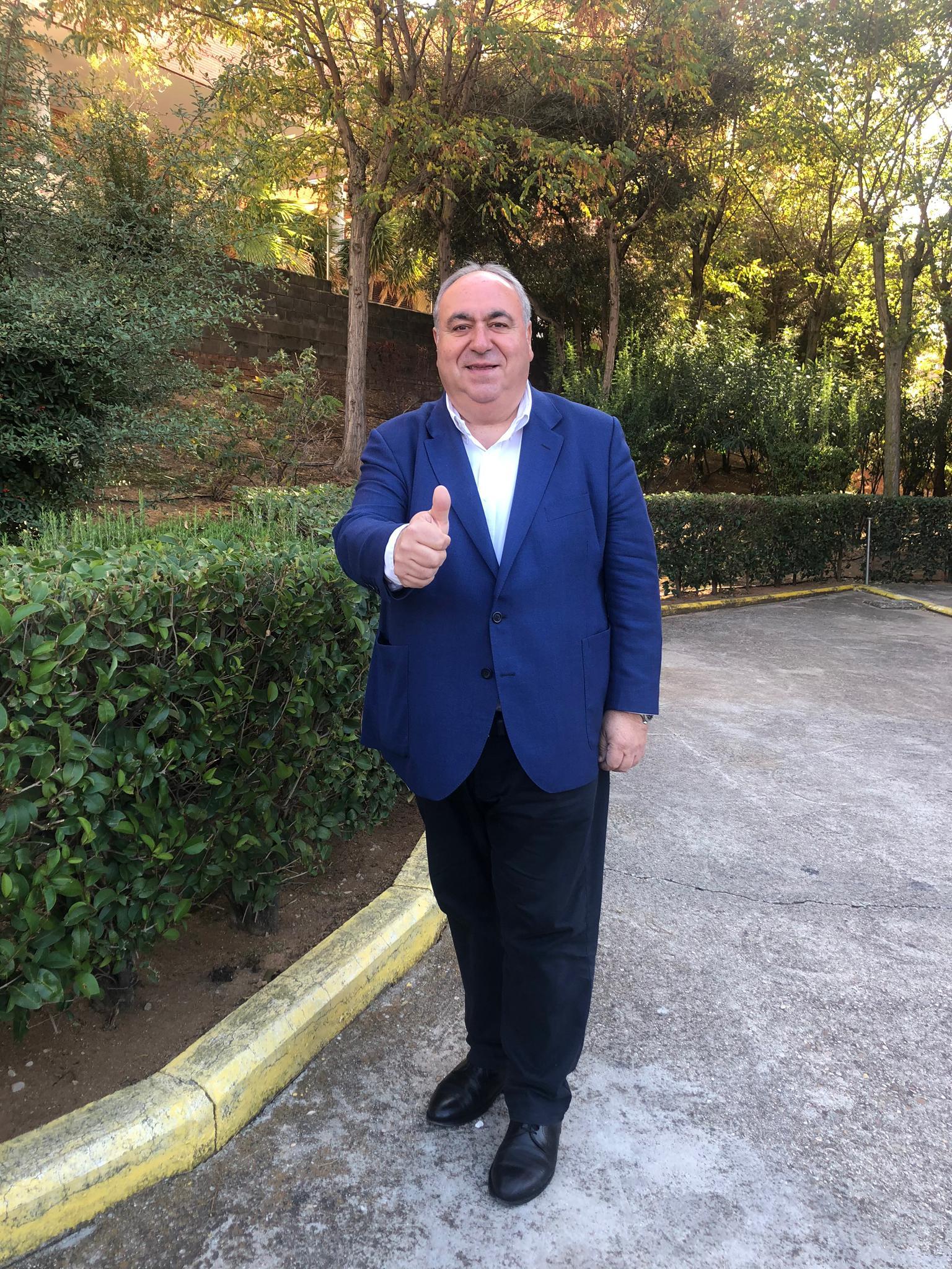 """Tirado: """"Para sacar de La Moncloa a Sánchez, el voto efectivo es al Partido Popular"""""""