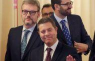 """García-Page: """"La Constitución está por encima de los gobiernos, de los partidos y de la coyuntura política"""""""