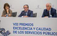 El Gobierno regional agradece a los empleados públicos su interés por prestar unos servicios de calidad