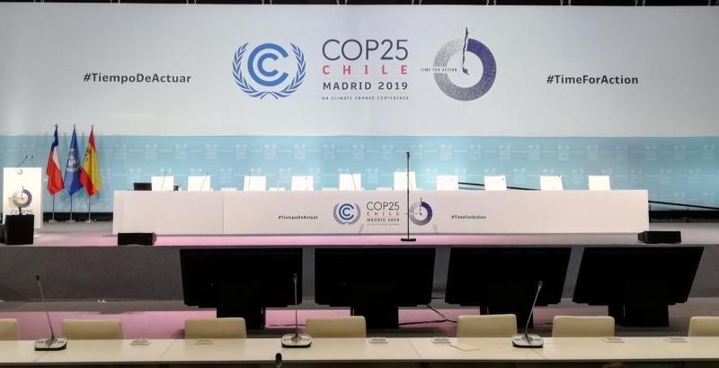 Madrid pone a prueba desde este lunes la lucha climática en el mundo