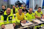 Gran acogida de los cursos sobre seguridad vial de Ambulancias Finisterre