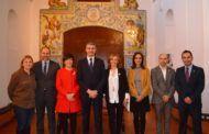 Gutiérrez felicita a Talavera de la Reina y Puente del Arzobispo por el reconocimiento a sus cerámicas como Patrimonio Inmaterial de la Humanidad