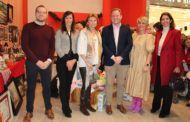 Manos Unidas instala su rastillo solidario en el ´'Centro Comercial Calle Ancha' en Albacete