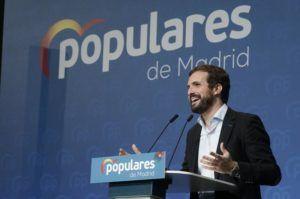Casado reúne con la plana mayor del PP para dibujar su estrategia de oposición
