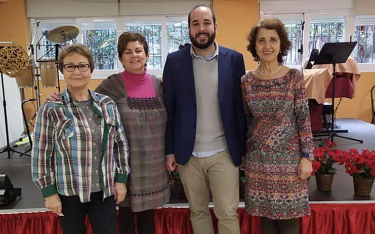 """Miguel González: """"Los mejores 41 años de la Historia de España"""""""
