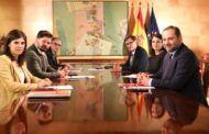 """El PSOE ve """"voluntad"""" de acuerdo en ERC tras """"activar la vía política"""