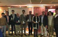 El PP de Talavera asiste a la tradicional cena anual del Club Taurino Talaverano
