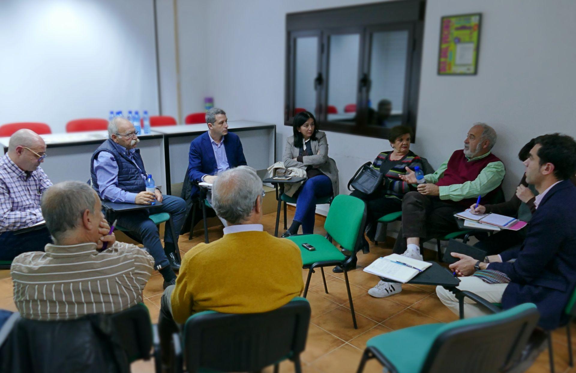 Ciudadanos coincide con la Federación de Asociaciones de Vecinos en que la participación debe articularse de manera más efectiva en Toledo
