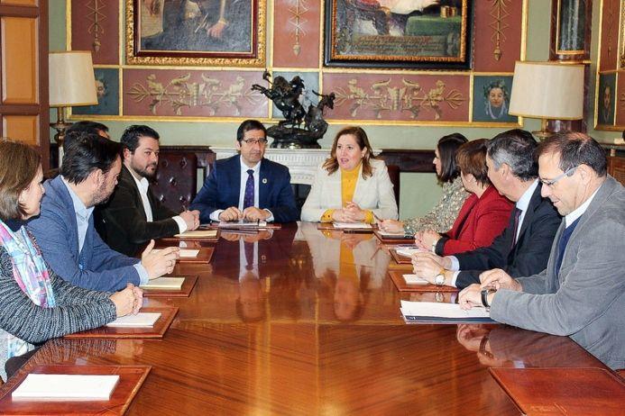 El Gobierno regional y la Diputación Provincial firmarán un convenio para impulsar las visitas a las exposiciones en los museos de la Junta en Ciudad Real