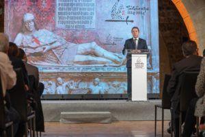 García-Page anuncia que Guadalajara acogerá, el próximo 31 de mayo, los actos institucionales del Día de Castilla-La Mancha