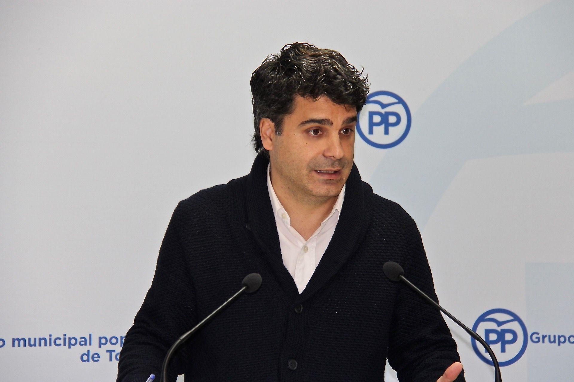 El PP pregunta a Tolón qué medidas tiene previsto tomar tras la declaración de la emergencia climática por parte del Gobierno de España