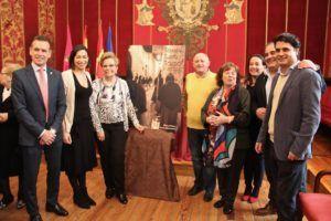 Alonso destaca el peso cultural, social y económico que gracias a la labor de la Junta de Cofradías ha adquirido la Semana Santa de Toledo