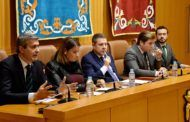 Álvaro Gutiérrez señala que la plataforma logística estimulará el desarrollo del conjunto de la provincia