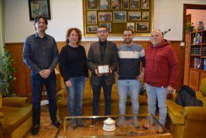 El fútbol bargueño agradece a la Diputación su apoyo y compromiso con el deporte provincial