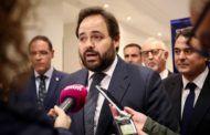 Núñez anuncia que el PP-CLM llevará a las Cortes un debate general para instar a Page a una bajada generalizada de impuestos en la región