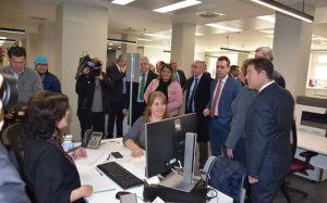 García Élez destaca la importancia del Centro de Formación de la Cerámica para garantizar y contribuir al relevo generacional en el oficio artesanal